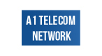 logo A1 telecom network, curatenie dupa constructor