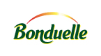 Logo Bonduelle, curatenie dupa constructor