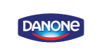 Logo Danone, curatenie eveniment