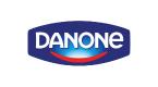 Logo Danone, curatenie eveniment