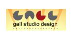 logo gall studio design, curatenie generala