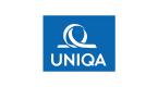 logo Uniqa, curatenie dupa inundatie
